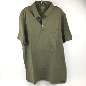 j Crew Broken In Polo Short Sleeve Shirt